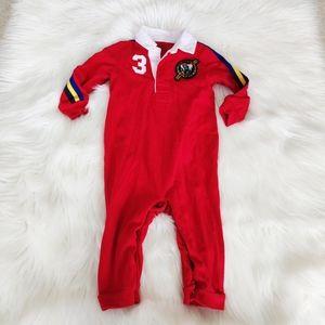 Ralph Lauren 12 months baby onesie